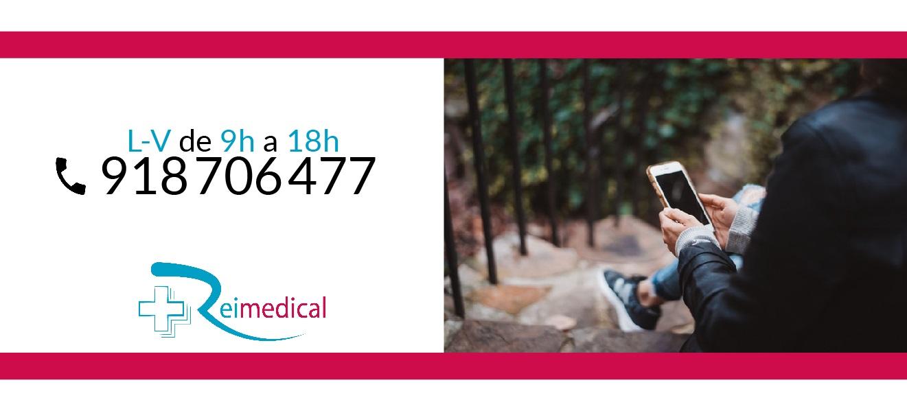 Reimedical numero telefono